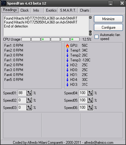 SpeedFan 4.43 beta 12